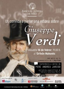 Conferencia Pere Andreu Viva Verdi